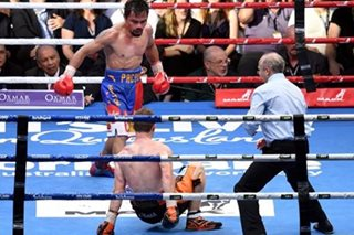 The reason why Pacquiao, Jeff Horn have no choice but to fight again