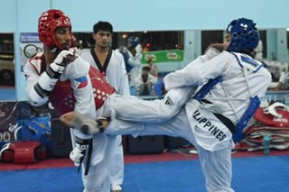 SEA Games: Confident taekwondo team looks to add to PH's medal haul