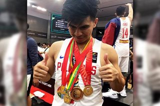 Fourth SEA Games gold is 'most special' for Kiefer