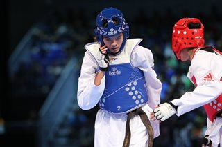 Aragon loses lone SEA Games match, settles for taekwondo silver