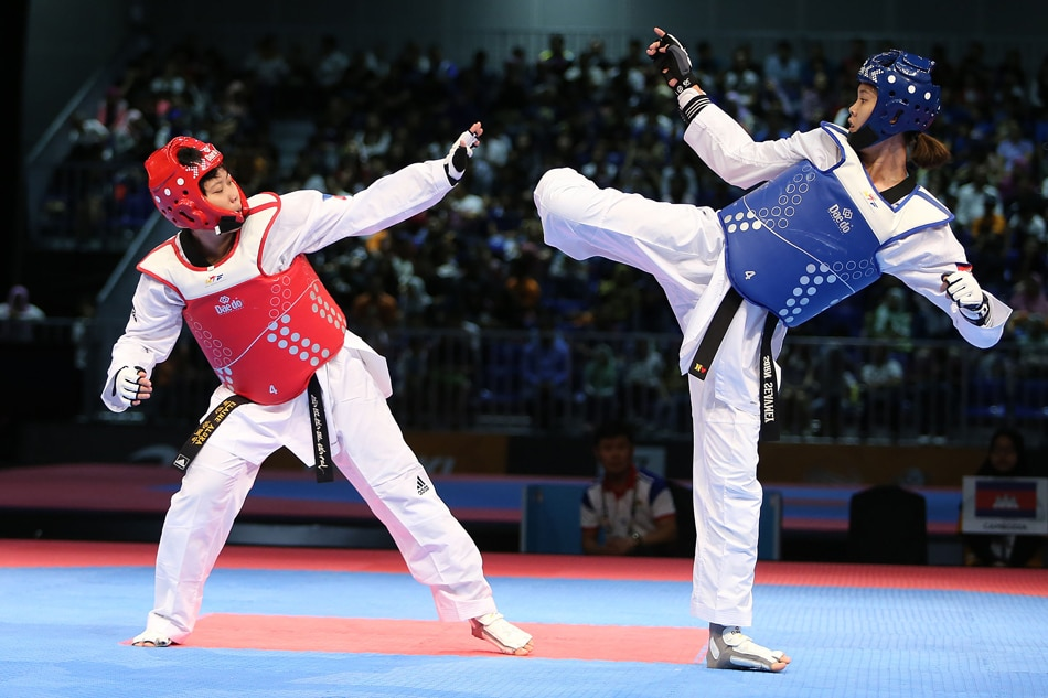 Taekwondo jin Alora puts off retirement to pursue Tokyo berth 1