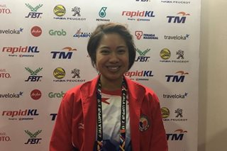 SEA Games: No medal but speed skater Magno sets new personal best