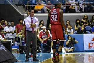 PBA: Cone laments Ginebra's struggles at charity stripe