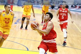 NCAA: Boyet and Bolick-less San Beda still scores 9th straight