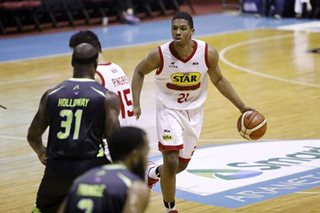 PBA: Malcolm Hill, Ian Sangalang help Star stop 3-game slump