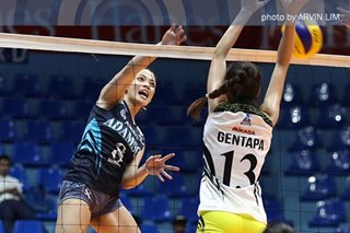 PVL: Lady Falcons collect third win in a row to remain unscathed