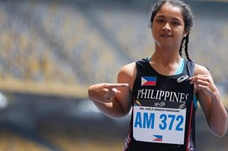 Sprinter, bowler deliver 2 more golds for PH in Para Games