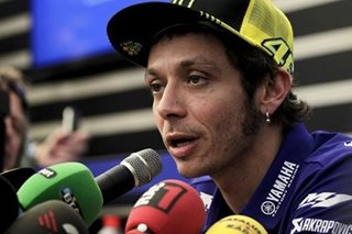 Rossi not ruling out return in Spain this weekend