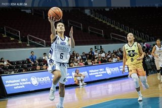 NU stays unbeaten, Adamson keeps La Salle winless in UAAP women's basketball