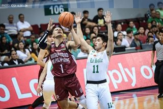 UAAP: Why Maroons need to forget morale-boosting win over La Salle