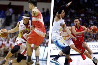 PBA: Ginebra, TNT seek quick end to respective quarterfinals series