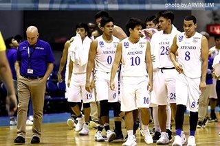 Ateneo braces for 'really tough task' in Jones Cup