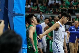 UAAP: Montalbo vows La Salle will bounce back