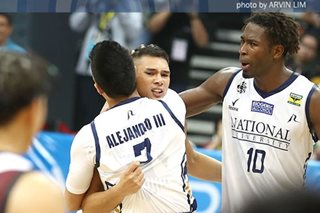 NU's Salem repays Bulldogs' trust with much-awaited breakout game