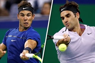 Tennis: Nadal and Federer ease through in Shanghai