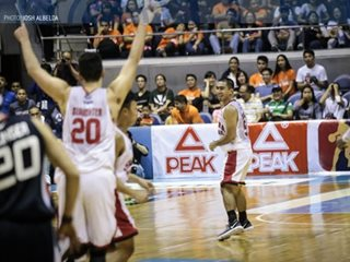 PBA: Tenorio performed Game 2 heroics on bum elbow, Cone reveals