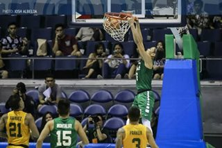 La Salle's high-flying Rivero earns UAAP Player of the Week nod