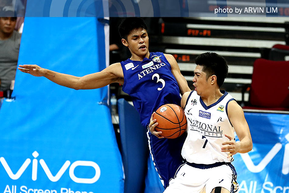 UAAP: Ateneo's 'Mamu' welcomes challenge of defending