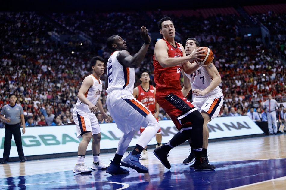 Ginebra, Meralco break tie today