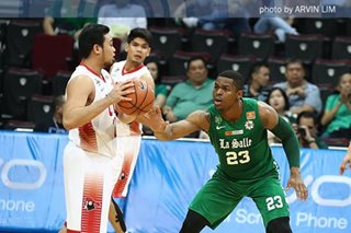 Defending perimeter players getting easier and easier for La Salle's Mbala
