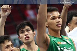 In limited minutes, La Salle's Baltazar displays expanded skill set