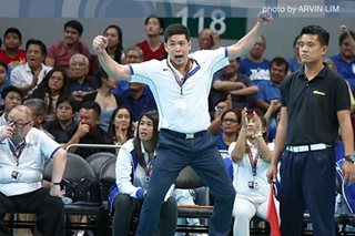 Ateneo president keeps Tai Bundit as coach