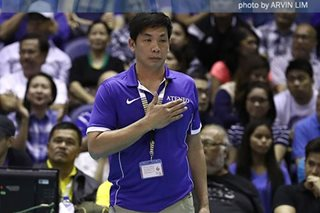 Coach Tai Bundit's relationship with Ateneo now fractured