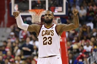 NBA: 'LeBron James is the best player in the game'