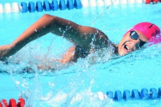 Manigque, three others go 5-for-5 in Batang Pinoy swimming