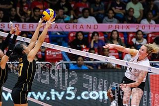 Sta. Lucia earns first win in PSL Grand Prix