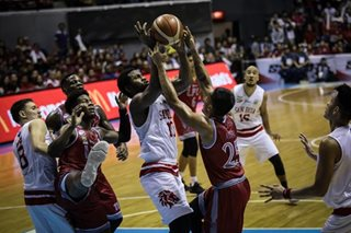 San Beda's Tankoua comes full circle with NCAA Finals MVP trophy