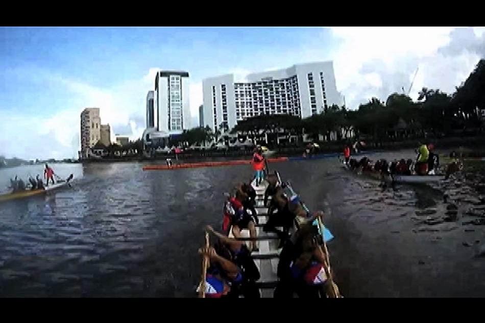 'Pinas, nakuha ang 2 'ginto' sa Malaysia Dragon Boat Regatta