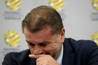 Australia coach Postecoglou quits ahead of football World Cup