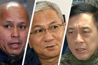 'Bato', head of gov't agencies expected to appear at SC oral arguments on drug war