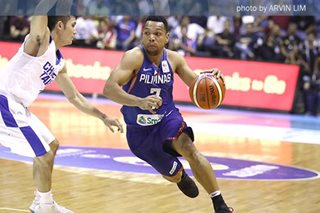 Castro continues to lead the way for Gilas Pilipinas