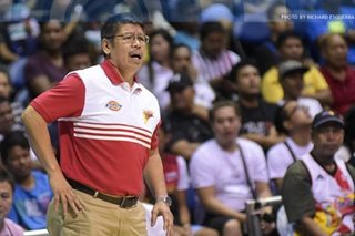 Austria on SMB's Game 1 loss: It was my fault