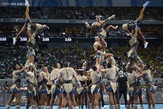 UAAP: Ex UP Pep Squad captain dishes on weekend's cheerdance contest
