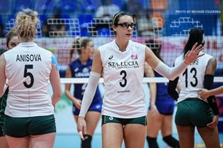 Sta. Lucia, Generika battle for crucial victory