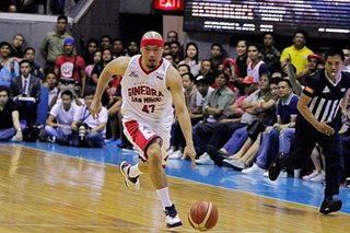PBA: Mark Caguioa issues challenge to Ginebra as new season opens