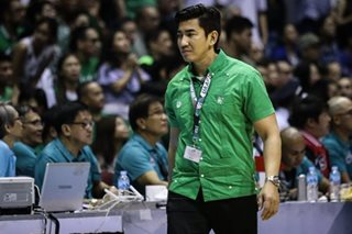 La Salle's Aldin Ayo mum on UST transfer rumors