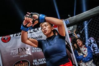 MMA: New graduate Osenio motivated to make statement win in Bangkok