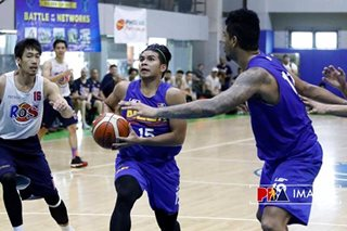 Guiao expects Kiefer to 'play like a veteran' on opening day
