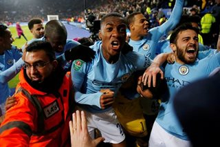 Bravo for City in shootout win, Arsenal also into semis