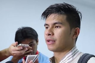 Kiefer: It feels nice to win with your family around