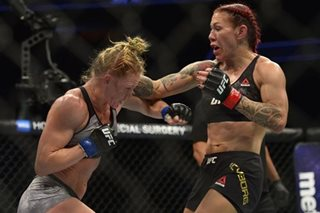 MMA: Cyborg retains UFC women's featherweight belt
