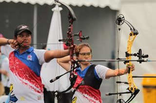 SEA Games: Disappointing finish for PH archers in compound event