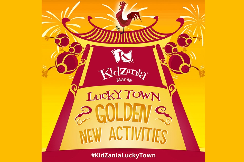 KidZania ushers in Chinese New Year with various treats, activities