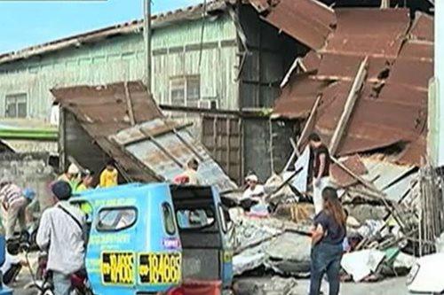 Magnitude 7.2 lindol, niyanig ang ilang bahagi ng Mindanao
