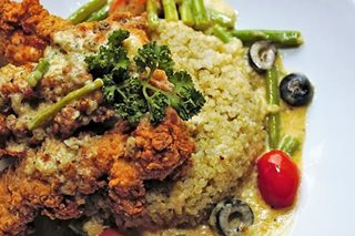 New eats: CPK now serves rice meals, highlights quinoa