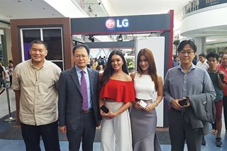 Lauren Reid is LG's newest brand ambassador